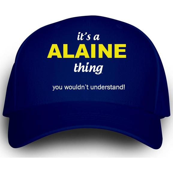 Cap for Alaine