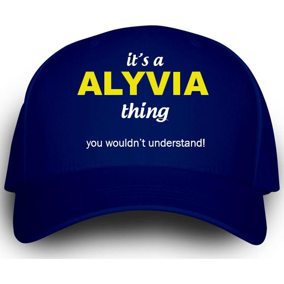 Cap for Alyvia