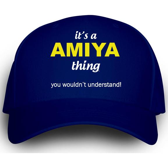Cap for Amiya