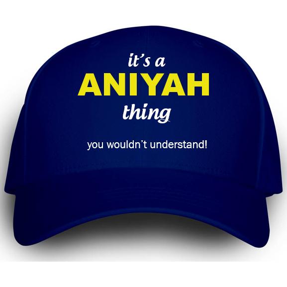 Cap for Aniyah