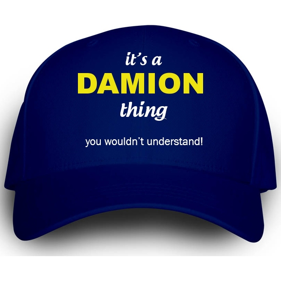 Cap for Damion