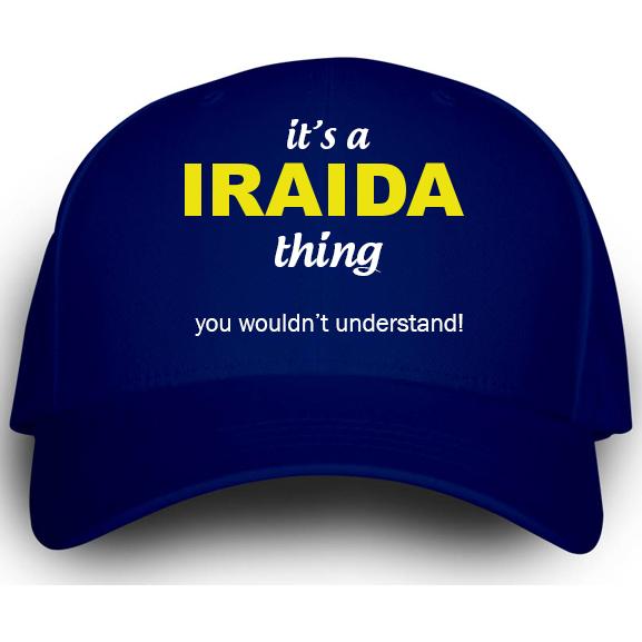 Cap for Iraida