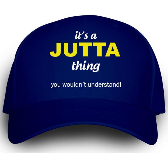 Cap for Jutta