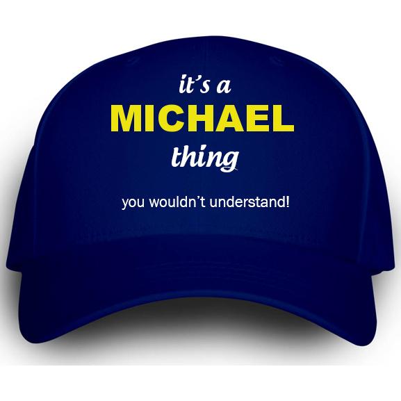 Cap for Michael