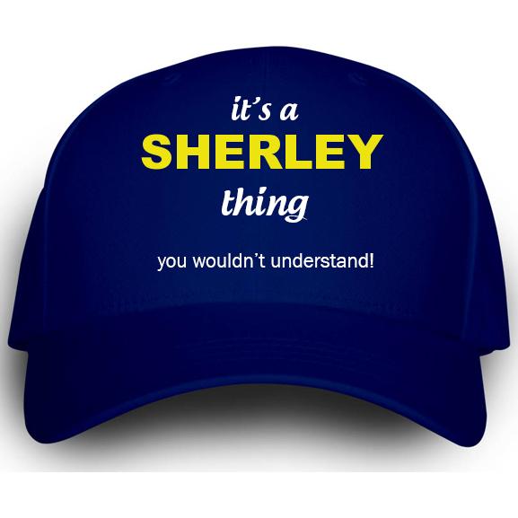 Cap for Sherley