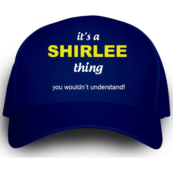 Cap for Shirlee