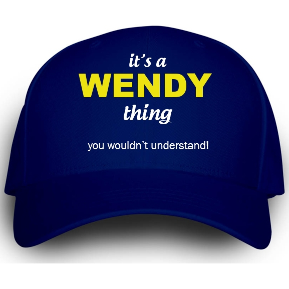 Cap for Wendy