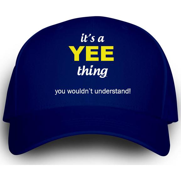 Cap for Yee