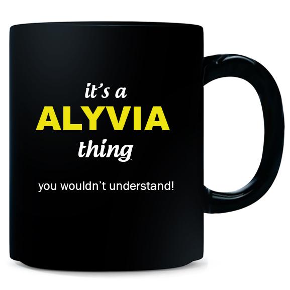 Mug for Alyvia