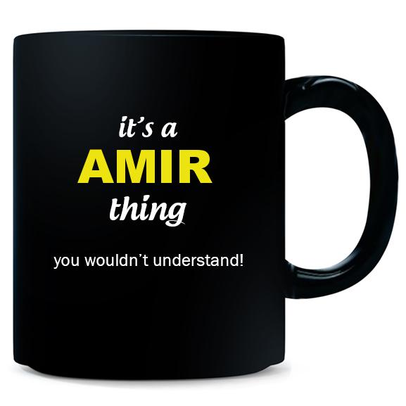 Mug for Amir