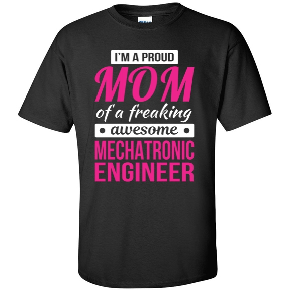 Proud Mom of freaking awesome Mechatronic Engineer