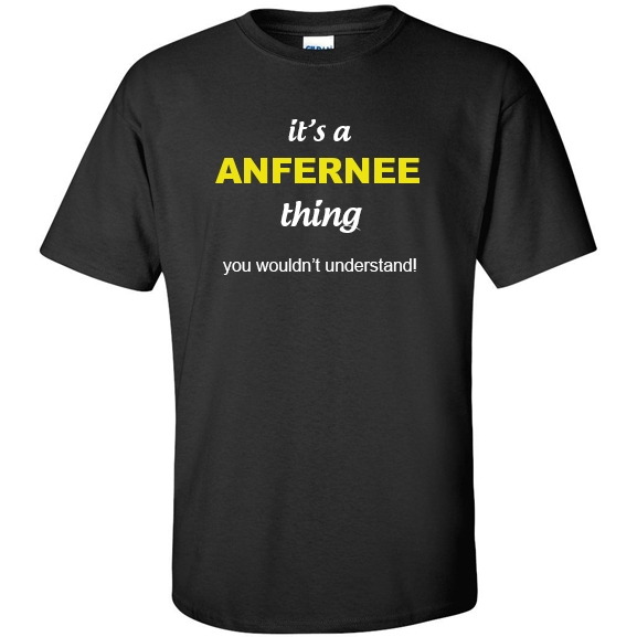 t-shirt for Anfernee