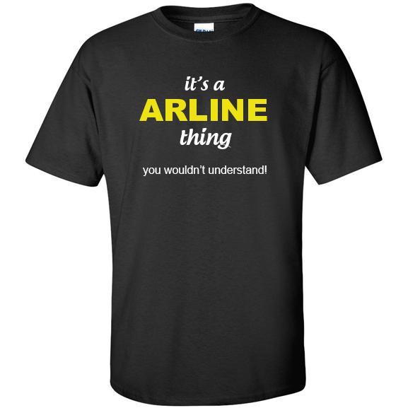 t-shirt for Arline