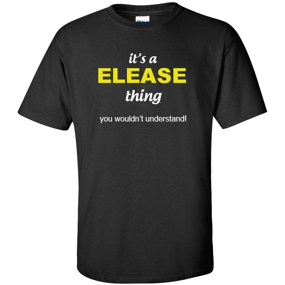 t-shirt for Elease