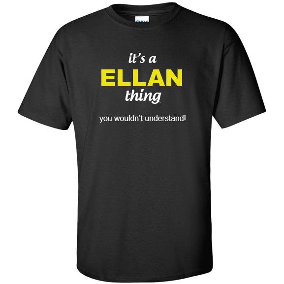 t-shirt for Ellan