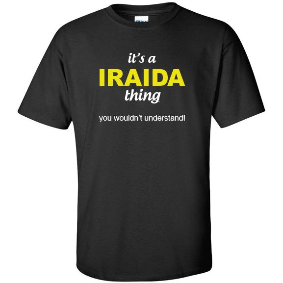 t-shirt for Iraida
