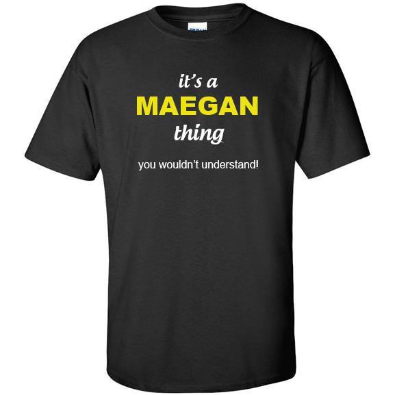 t-shirt for Maegan
