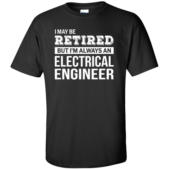 Retired Electrical Engineer
