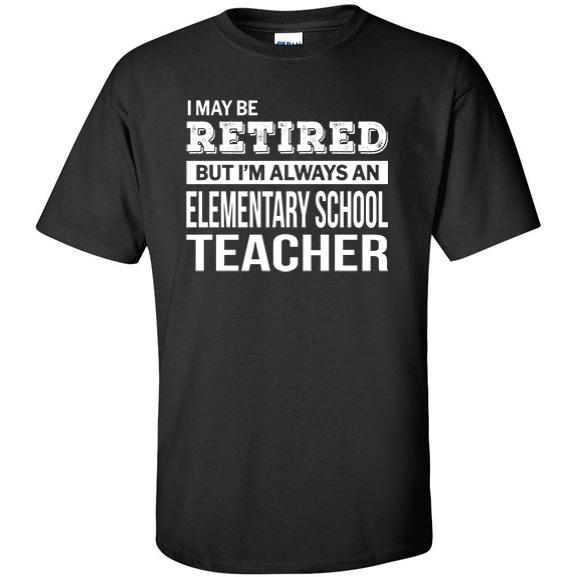 Retired Elementary School Teacher