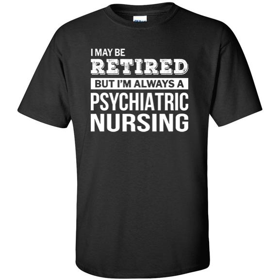 Retired Psychiatric Nursing