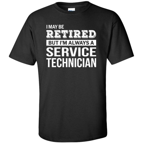 Retired Service Technician