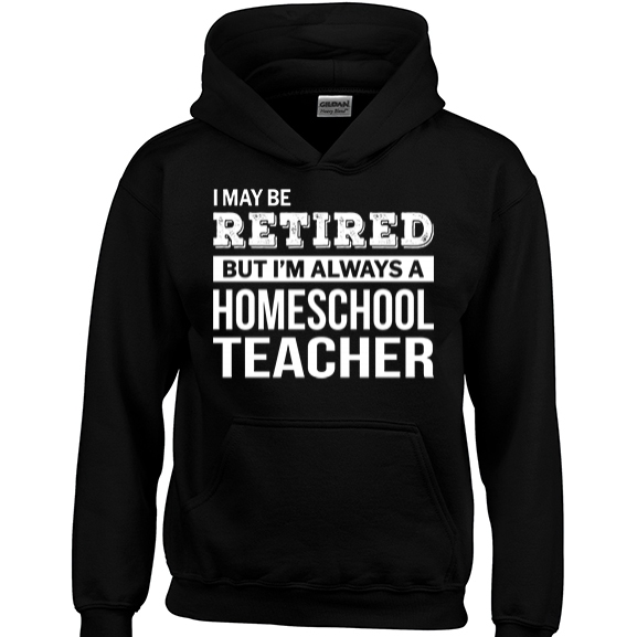 Retired Homeschool Teacher