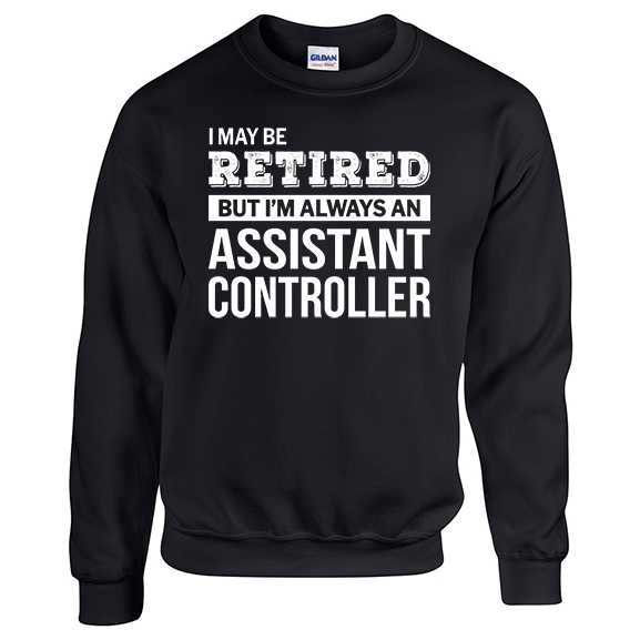 Retired Assistant Controller