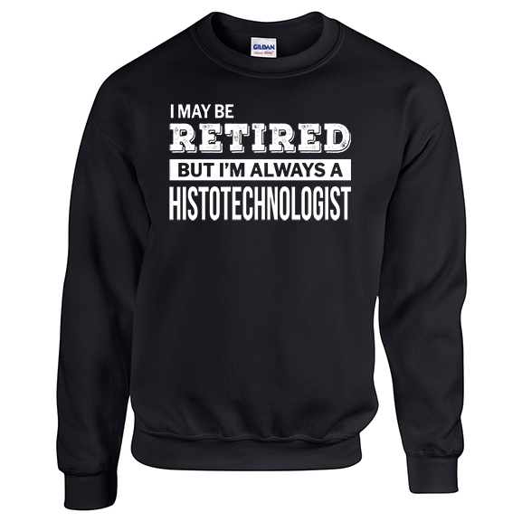 Retired Histotechnologist