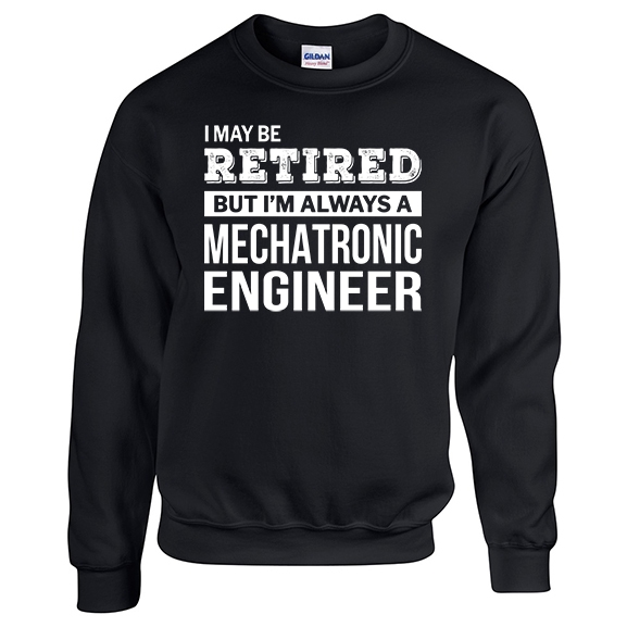 Retired Mechatronic Engineer