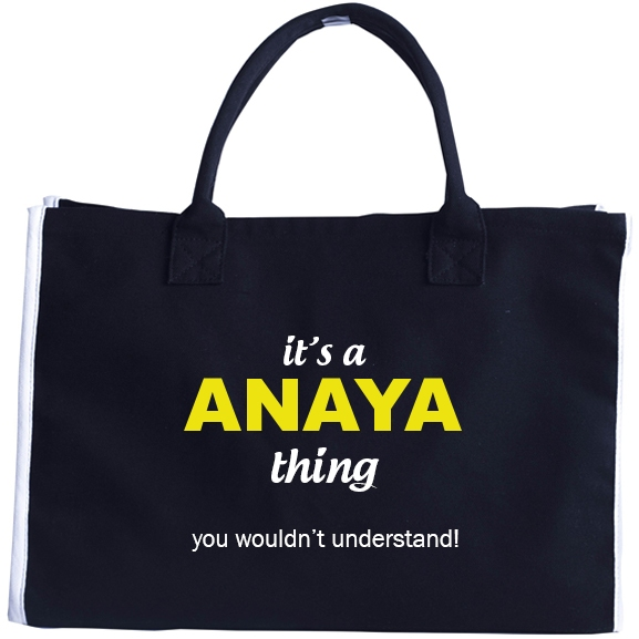 Fashion Tote Bag for Anaya