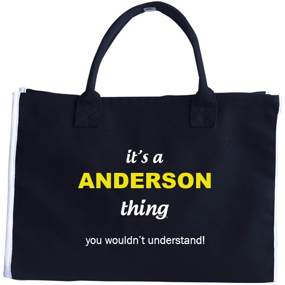 Fashion Tote Bag for Anderson