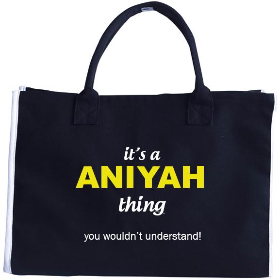 Fashion Tote Bag for Aniyah