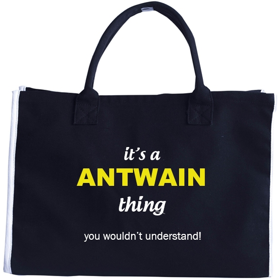 Fashion Tote Bag for Antwain