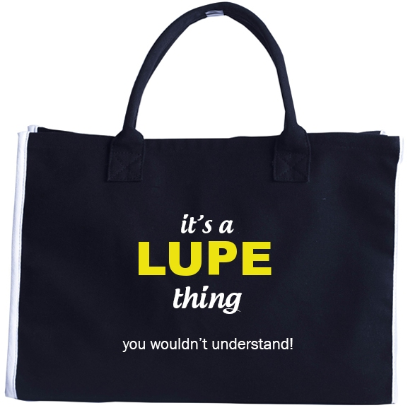 Fashion Tote Bag for Lupe