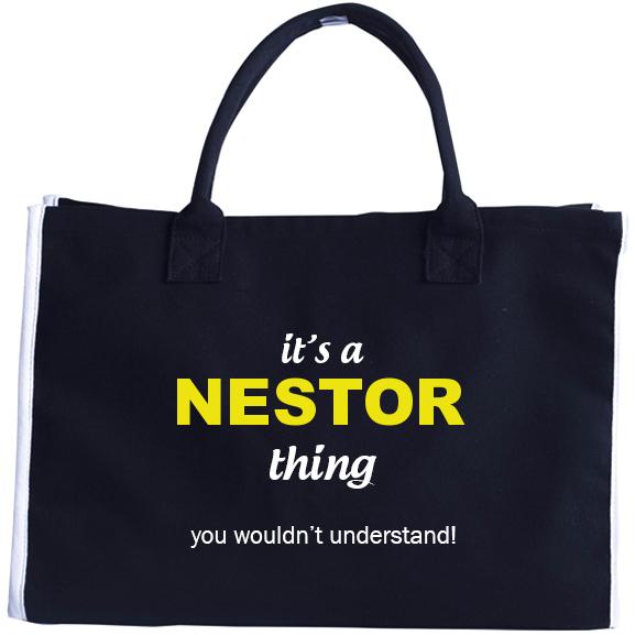 Fashion Tote Bag for Nestor