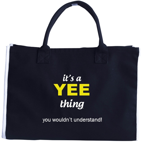 Fashion Tote Bag for Yee